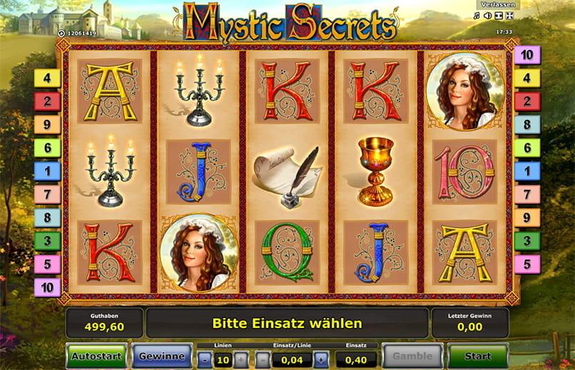 Spiele Mystic Secrets - Video Slots Online