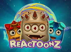 Reactoonz Slot