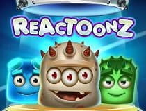 Reactoonz Slot.