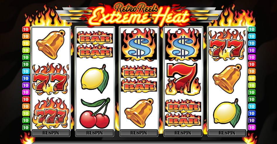 Retro Slots - Spela Gratis Slots Online i Retro Tema