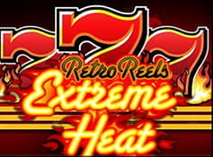 Retro Reels Extreme Heat Slot.