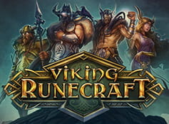 Viking Runecraft Slot.