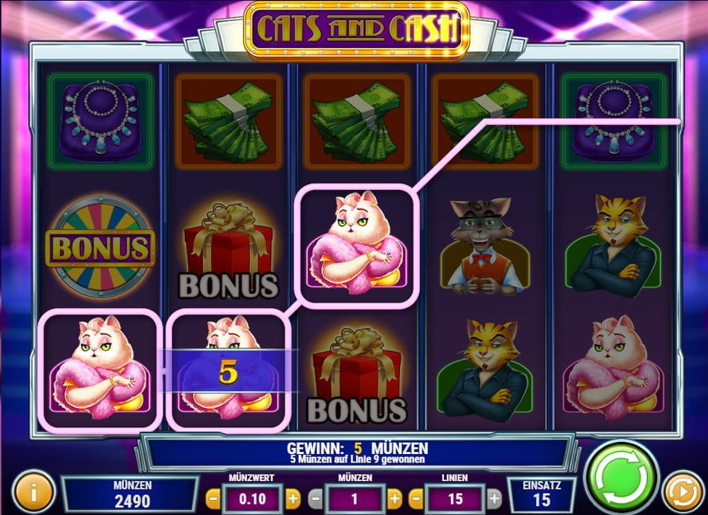Spiele Ninja Cats - Video Slots Online