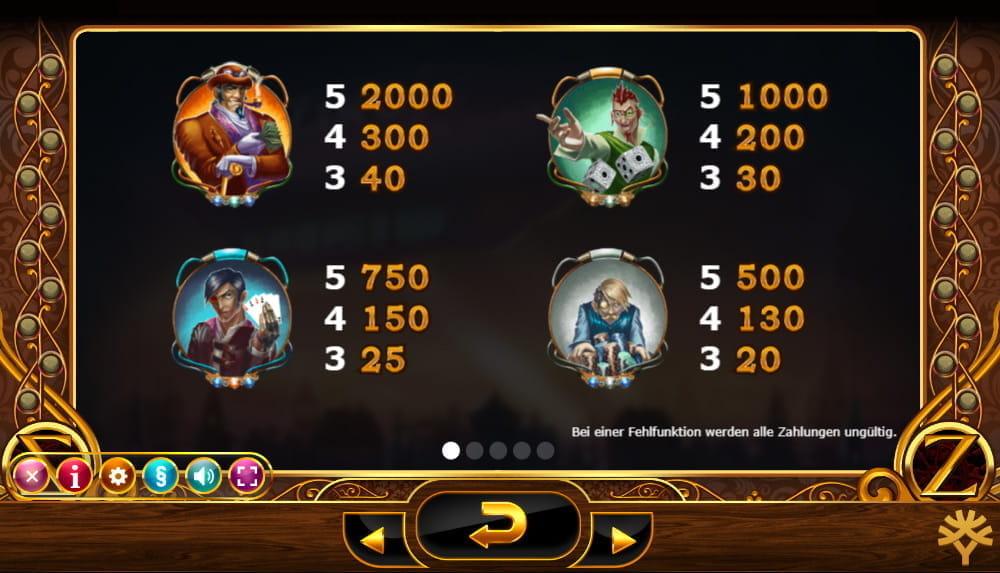 Spiele Cazino Zeppelin - Video Slots Online
