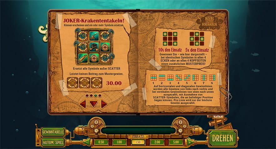 Spiele Mighty Kraken - Video Slots Online