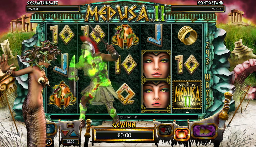 Spiele Medusa 2 HQ - Video Slots Online