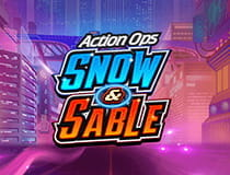 Snow and Sable-Spielautomat