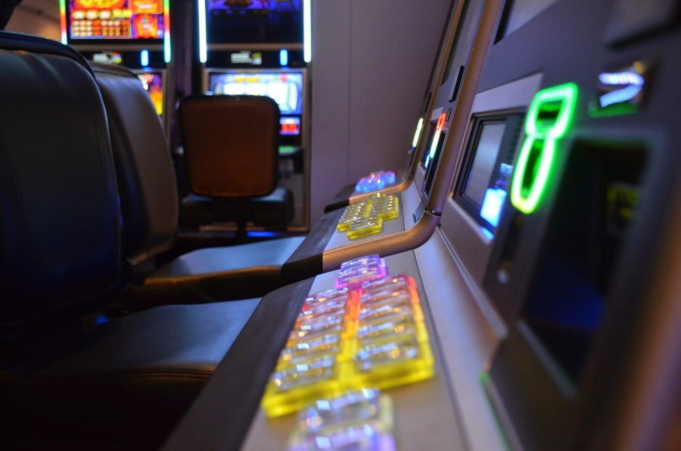 Slot machine cagliari