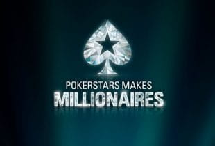 Das Pokerstars Logo.