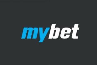 Das Logo des früheren Online Anbieters Mybet.