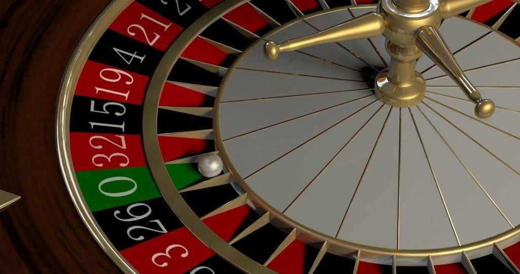 Demo-Ansicht des neuen Microgaming-Roulette