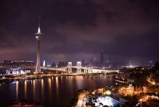 Panorama von Macau