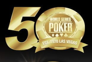 World Series of Poker Logo.