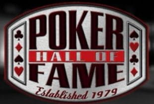 Logo der Poker Hall of Fame.