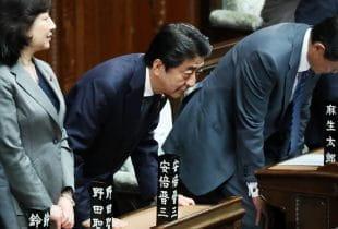 Die japanische Regierung.