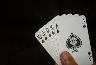 Poker Karten.