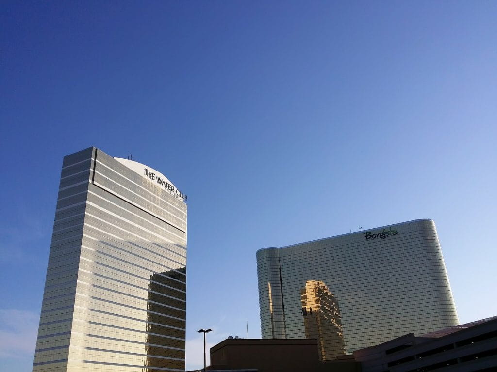 Das Borgata Hotel Casino & Spa in Atlantic City.