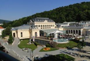 Casino Baden in Österreich.